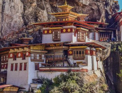 Crafting tour to Bhutan