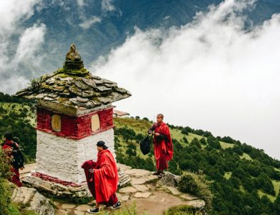 Bhutan Fog