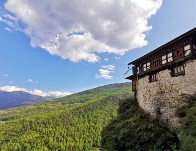 Bhutan Monestary