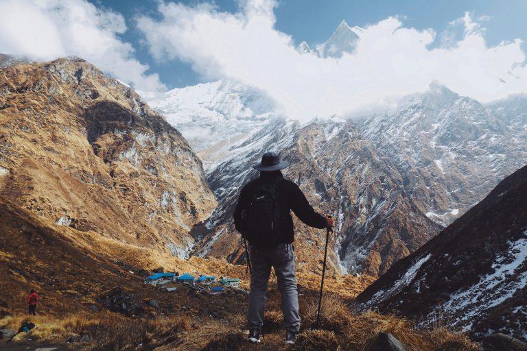 Travel to the Mountain