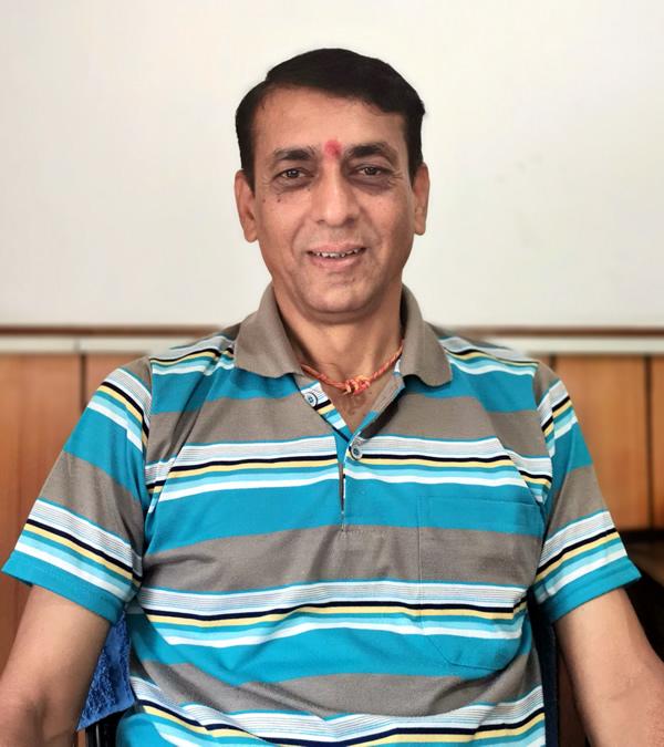 Kishor Poudel