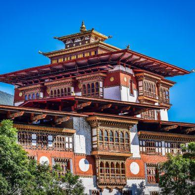 Shrine and Monasteries