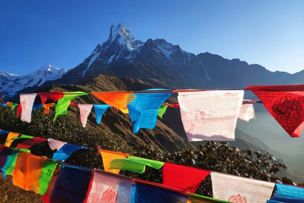 Himalayan Prayer Flag